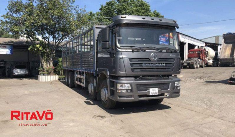 Xe tải Shacman 5 chân